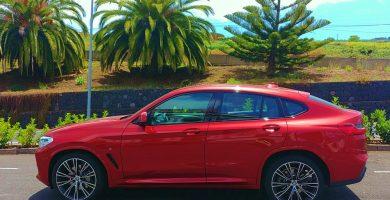 BMW acierta con su nuevo SUV X4