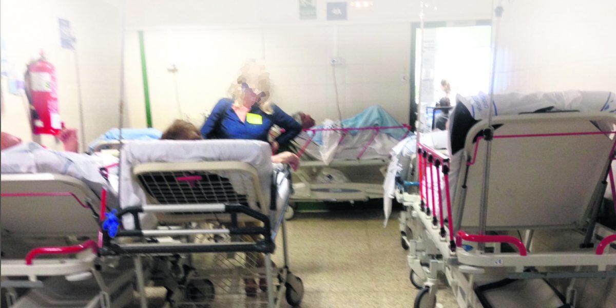 La gripe también colapsa las Urgencias de La Candelaria