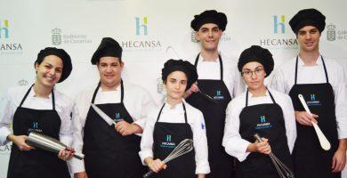Seis alumnos de HECANSA optan al premio Le Cordon Bleu
