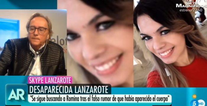 Estas son las declaraciones del marido de Romina que han dado la vuelta a España