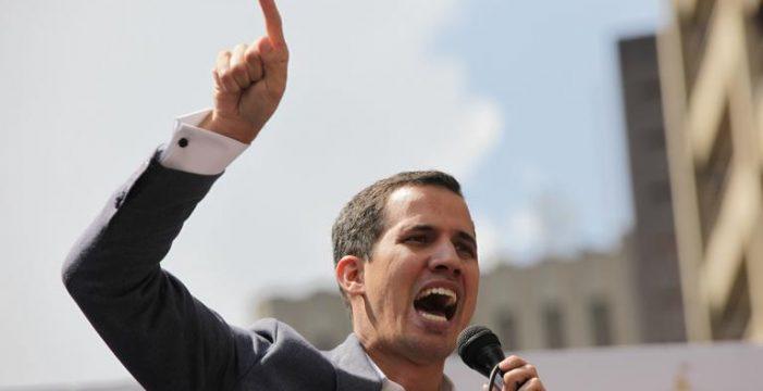Liberado en menos de una hora el presidente de la Asamblea de Venezuela tras ser detenido por la SEBIN