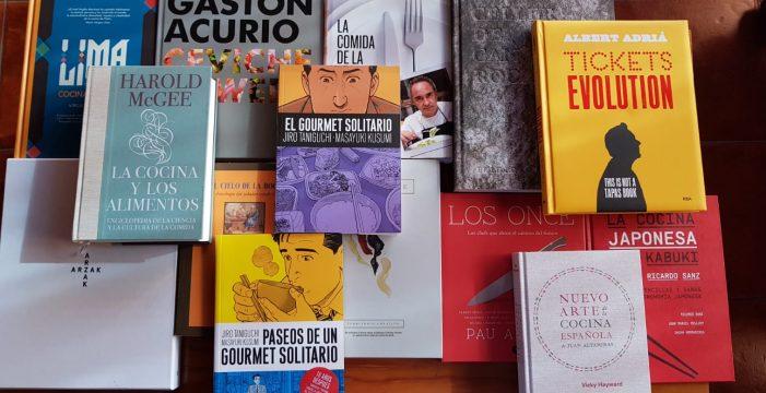 Libros para cocinillas
