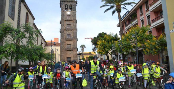 La nueva ordenanza regula el servicio de alquiler de bicicletas en La Laguna
