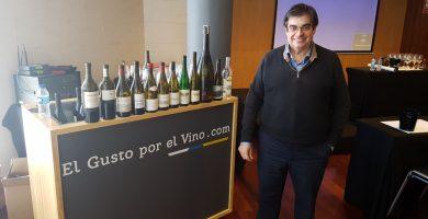 """Juancho Asenjo: """"El vino canario tiene que ser caro por obligación"""""""