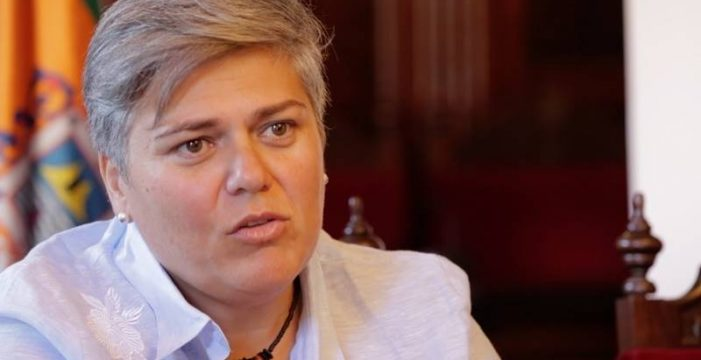 Noelia García confirma que aspirará a revalidar la Alcaldía aridanense