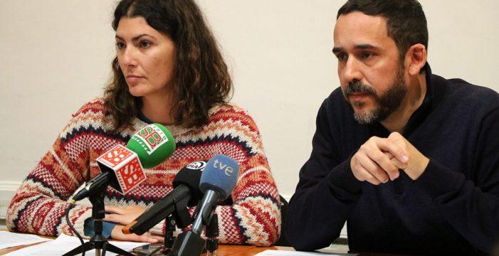 """Unid@s llevará a la justicia la instalación """"ilegal"""" de 19 máquinas expendedoras"""