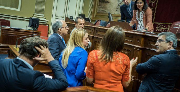 El Parlamento de Canarias afronta un trimestre con 30 iniciativas legislativas