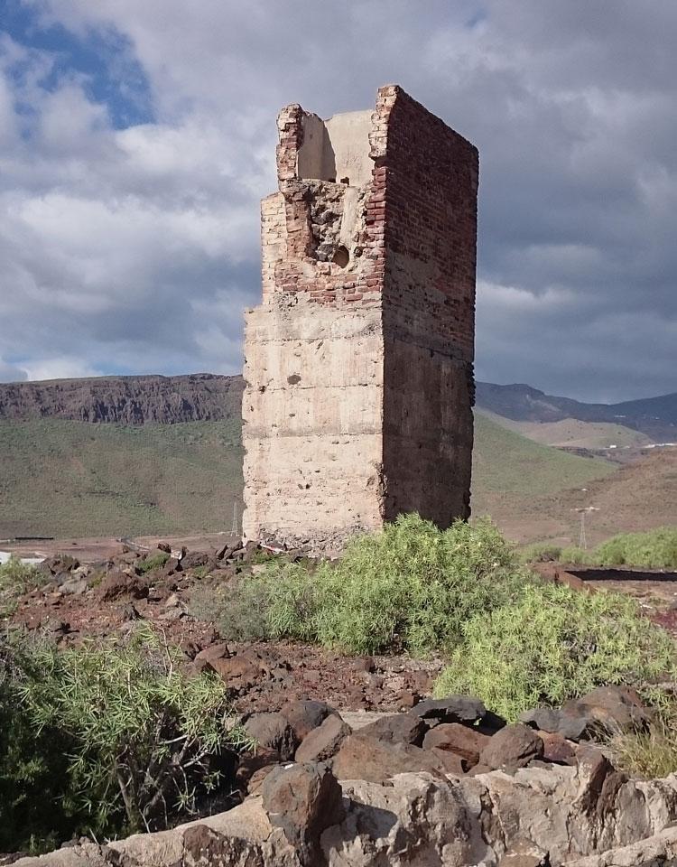 Montañeta del Sifón. Archivo: Jaime J. González Gonzálvez