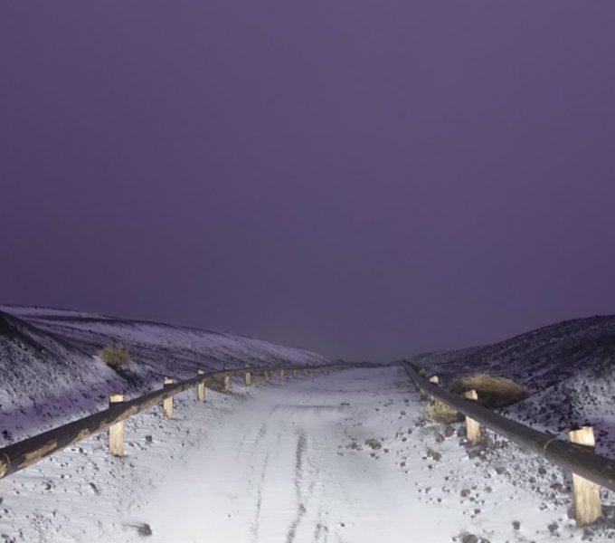 Llega la primera nevada al Teide