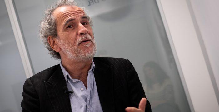 """Willy Toledo: """"En las próximas elecciones nos vamos a tener que comer a Vox y la culpa es de la izquierda"""""""