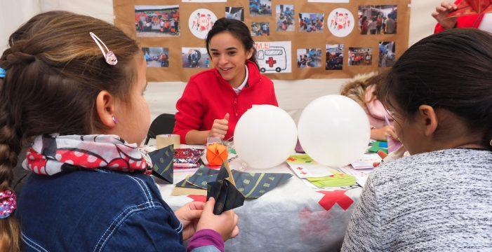 La Laguna y Unicef celebran con las familias el reconocimiento de Ciudad Amiga de la Infancia