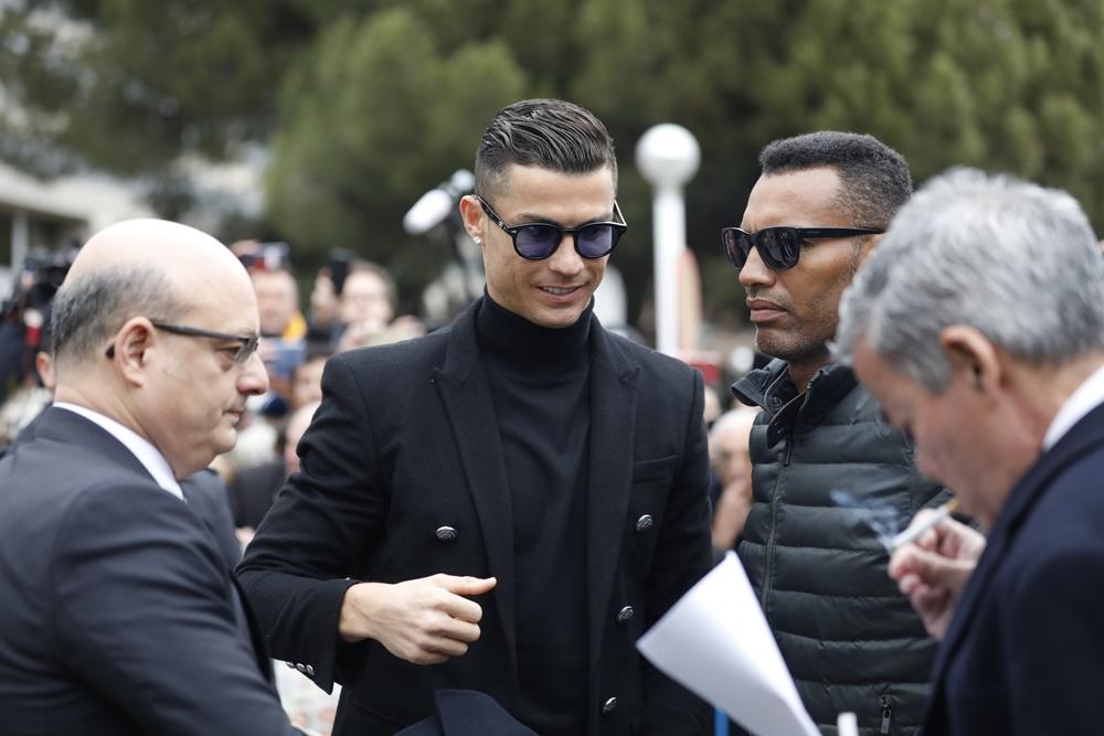 fe491ba9ef Cristiano Ronaldo, condenado a 23 meses de cárcel y 19 millones de multa  por fraude