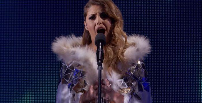 La canaria Cristina Ramos revoluciona 'America's got talent' con un 'temazo' de Queen