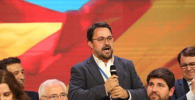 """Antona (PP): """"Tras 30 años de CC, y con los mayores recursos de la historia, Canarias está última en paro, sanidad y educación"""""""