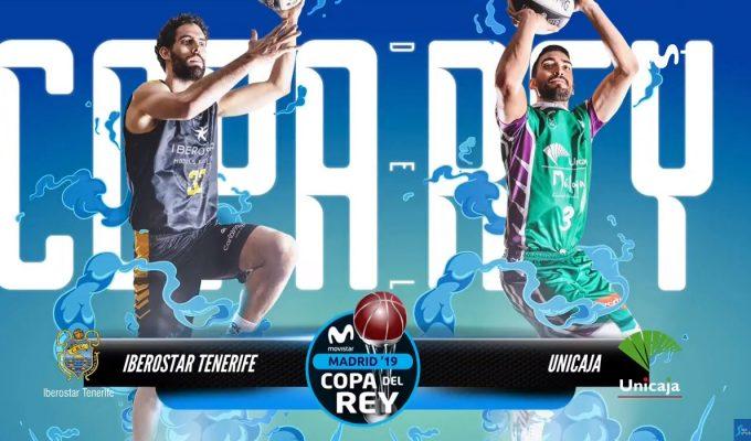 El Iberostar Tenerife se enfrentará al Unicaja en la Copa del Rey de Madrid