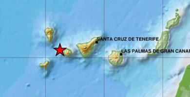 El IGN registra varios terremotos en las Islas durante las últimas horas