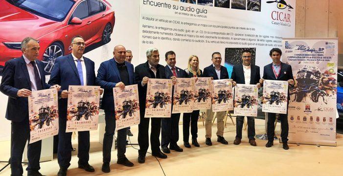 El Rally Villa de Adeje BP Tenerife Trofeo Cicar vuelve a poner a la isla en el panorama internacional