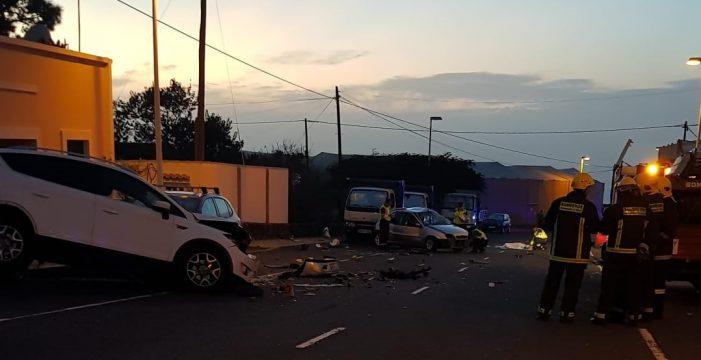 Un nuevo fallecido en accidente de tráfico en menos de 24 horas, esta vez en La Palma