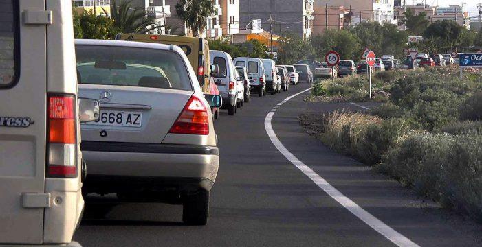La Consejería de Obras Públicas achaca a la burocracia el retraso para comenzar el doble enlace Las Chafiras-Oroteanda