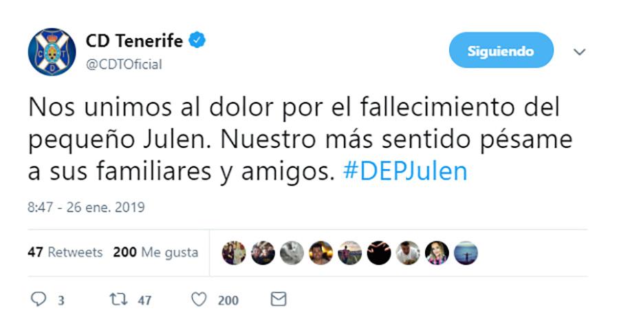 España Llora Desconsolada La Muerte De Julen Las Redes Sociales Se