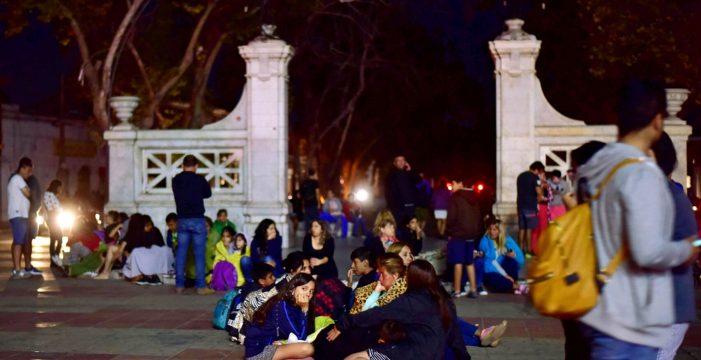 Un terremoto de magnitud 6,8 en el norte de Chile deja al menos dos muertos