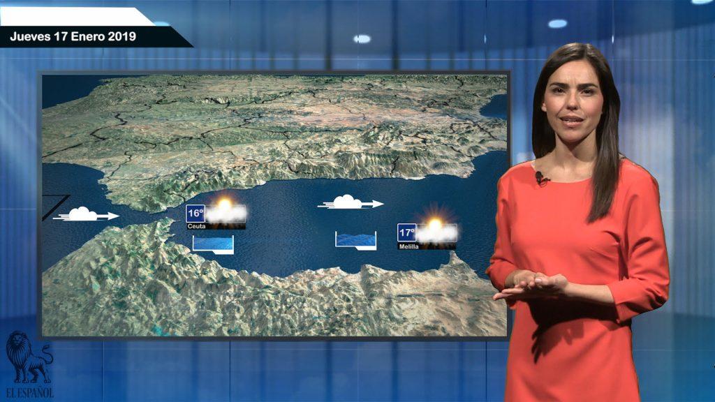 María José Enríquez, reconocida locutora y experimentada profesional de los medios, es la presentadora de 'El Tiempo'.