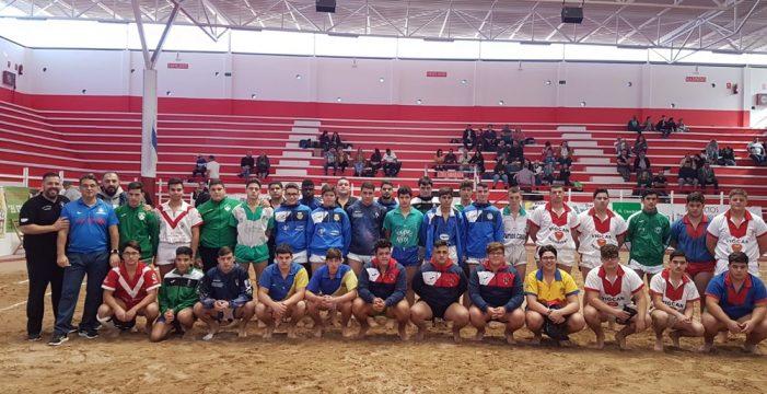 Los mejores cadetes de Canarias velan armas de cara al Torneo Alfredo Martín 'El Palmero'