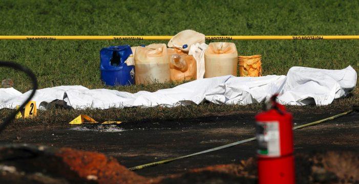 La explosión en una toma clandestina de gasolina en México deja decenas de muertos