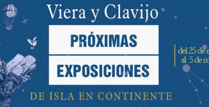 Una exposición en la Biblioteca Nacional homenajea al canario José de Viera y Clavijo