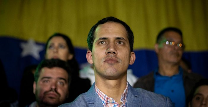 """Guaidó asegura que """"no hay posibilidad de una guerra civil"""": """"Es una farsa que ha querido vender Maduro"""""""
