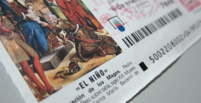 Estas son las terminaciones más afortunadas del Sorteo de la Lotería de El Niño