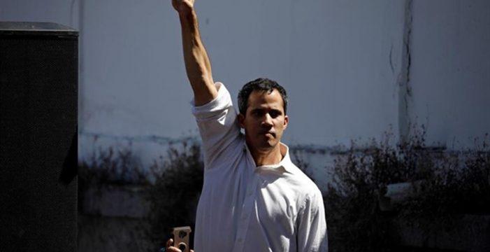 Guaidó regresa hoy a Venezuela  y convoca a sus compatriotas  a manifestarse