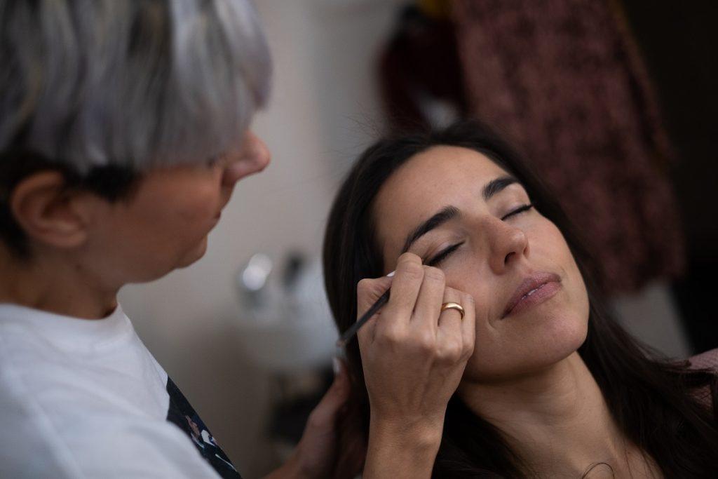 María José Enríquez cuenta con una importante trayectoria como locutora y presentadora. | Foto: Fran Pallero