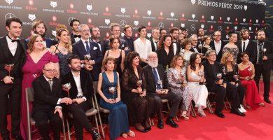 'Campeones' y 'El reino', las triunfadoras en los Premios Feroz 2019