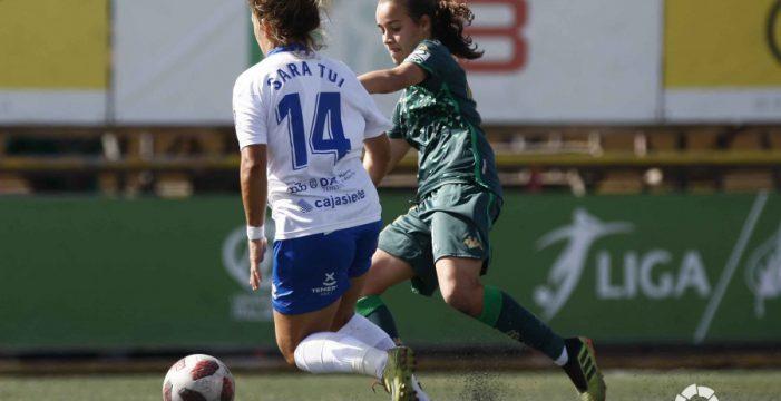A la UD Granadilla Tenerife Egatesa se le olvidó ganar en el campo de La Palmera