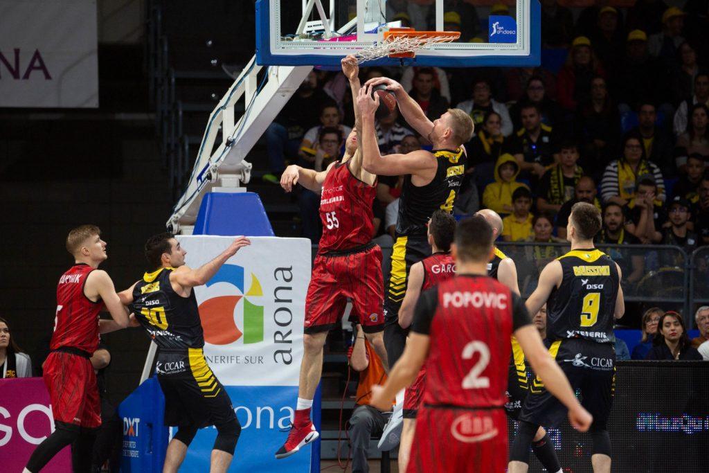 El Iberostar recibe al Fuenlabrada para certificar su pase a la Copa. ACB Photo / A. Perez