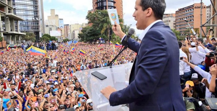 """El Consejo Permanente de la OEA se reúne este viernes para tratar """"el golpe al Parlamento"""" de Venezuela"""