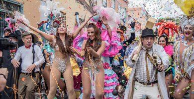 Las K-Narias graban el videoclip de su nuevo single, 'Llegó El Carnaval'