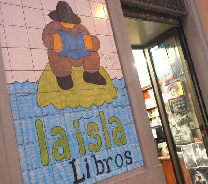 La librería La Isla cerrará en las próximas semanas