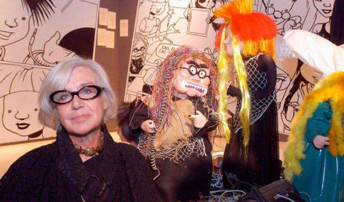 Muere Lolo Rico, creadora del mítico programa de televisión 'La bola de cristal'