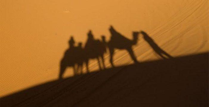 Los Reyes Magos llegarán con algo de calima a Canarias