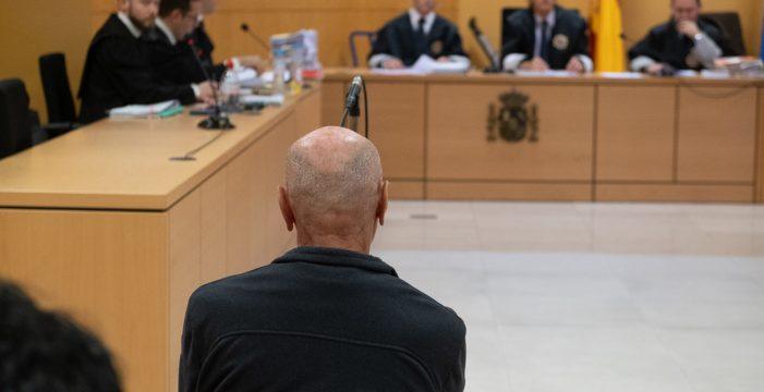 El fiscal sube a 18 años de cárcel su petición de pena para Millán