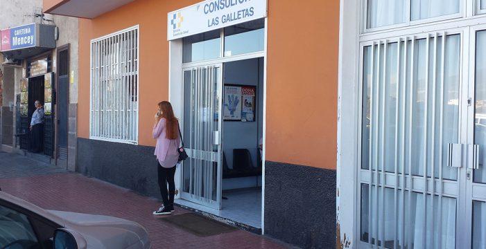 Las Galletas lleva más de un decenio esperando por otro centro médico