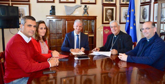 Restaurar las puertas de la iglesia de San Agustín, en La Orotava, costará 9.400 euros