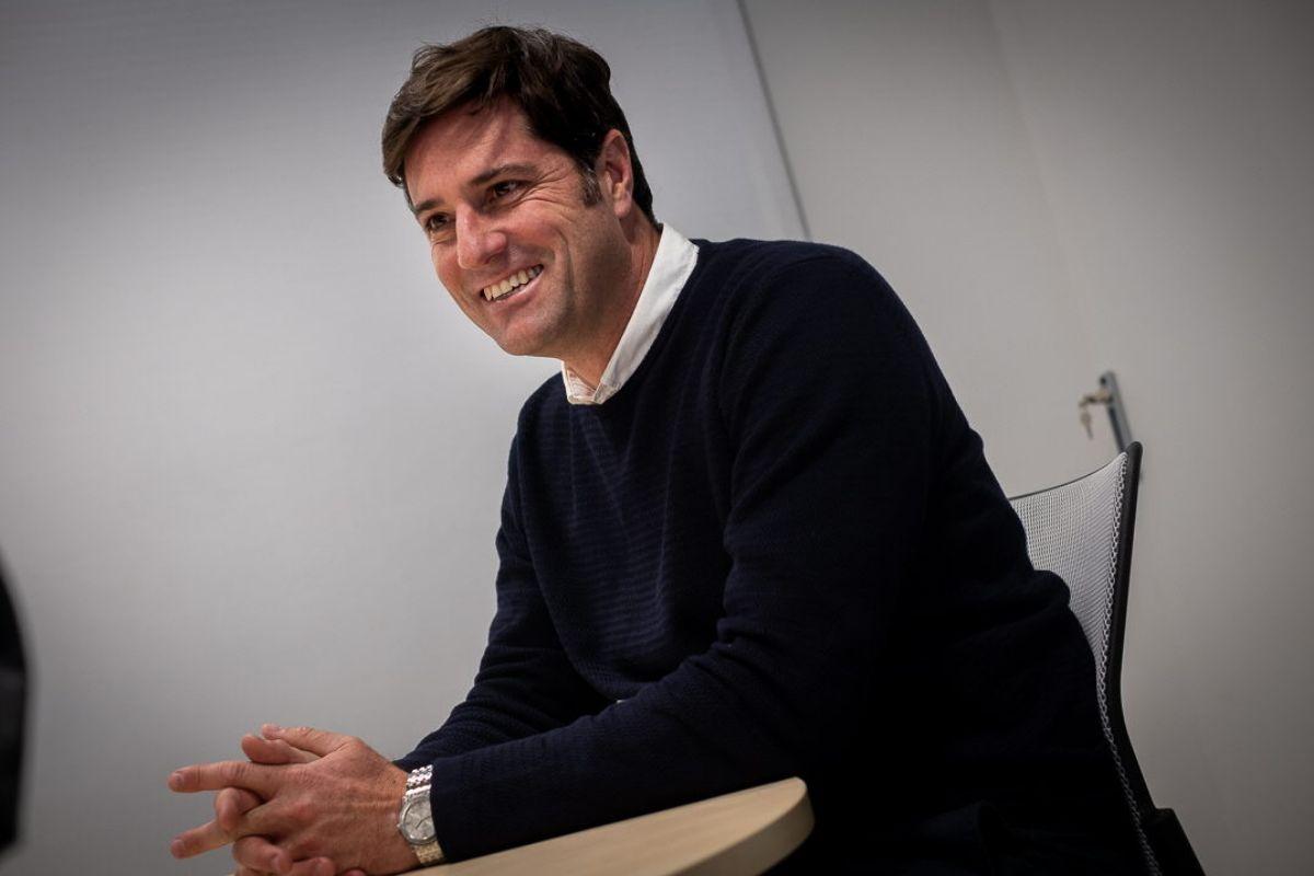 Emilio Navarro, alcalde de Santiago del Teide. / FRAN PALLERO