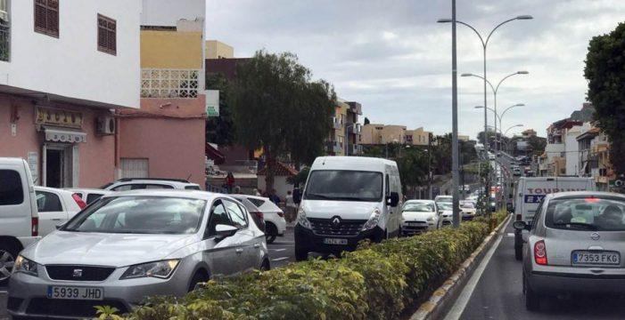 El suroeste exige la circunvalación de Alcalá para acabar con las colas