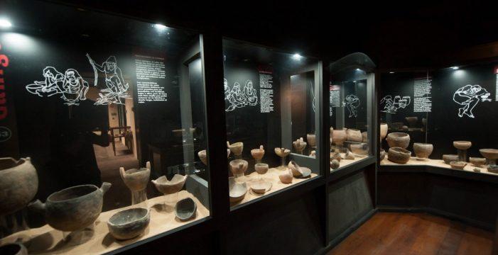 El museo arqueológico lleva 18 meses cerrado por un problema de humedad