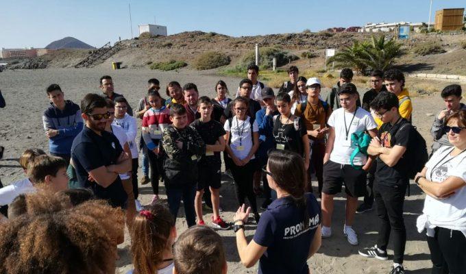 500 alumnos diseñarán soluciones tecnológicas para proteger las costas