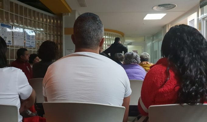 Las Urgencias del Hospital palmero, la respuesta a las citas aplazadas por falta de especialistas