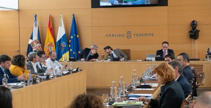 El Cabildo ha perdido 42,4 millones de euros por los intereses de varios 'swaps'